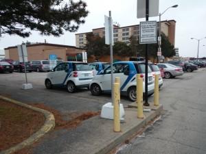 Car2Go Toronto