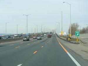 Highway zurück nach Toronto