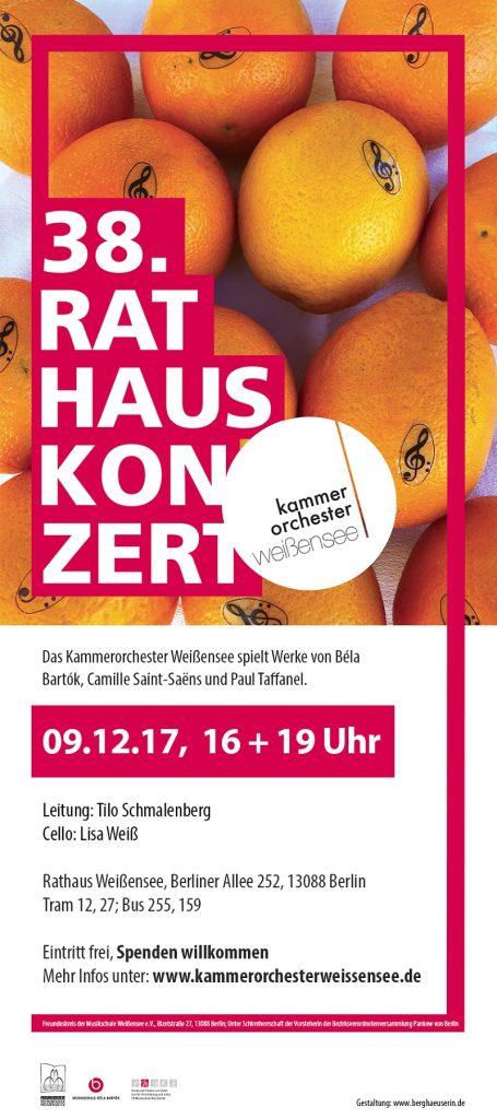 38. Rathauskonzert