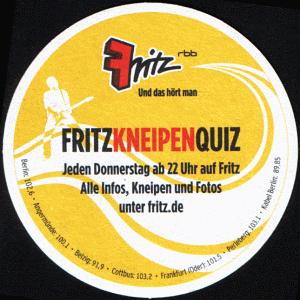 Fritz Kneipenquiz