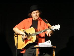 Gerhard Schöne im Konzert